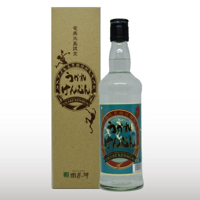 【数量限定】うかれけんむん (500ml) 30度 黒麹特有のコクのある深い味わい【蔵人が誇る銘酒】