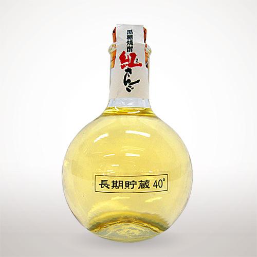 紅さんご 瓶(クリアケース入) (180ml) 40度
