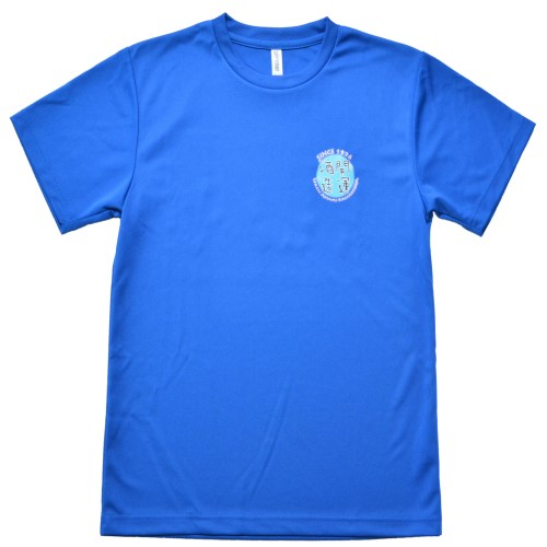 れんとオリジナルTシャツ(ブルー)