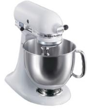 キッチンエイドミキサー KSM150WH ホワイト