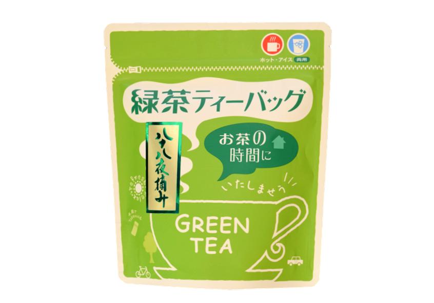 深蒸し掛川茶(緑茶)】八十八夜摘みティーバッグ2g20入