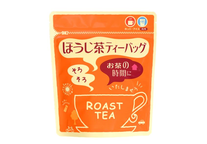 くきほうじ茶の薫り棒ティーバッグ(ヒモ付)2g13入