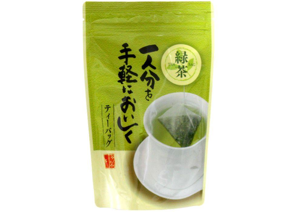 緑茶ティーバッグ4g20入