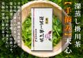 手摘み【深蒸し掛川茶(緑茶)の天心100g袋入