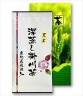 深蒸し掛川茶の天上(てんじょう)100g1袋箱入