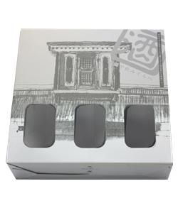 春鹿 奈良の地酒 3本用ギフト箱 奈良のお土産・お中元にも最適♪