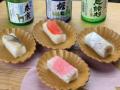春の柿の葉ずしと奈良の地酒セット