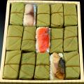 秋刀魚の柿の葉寿司 15個