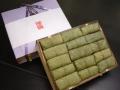 6 お届け日31日のご予約 柿の葉ずし 鯖・鮭・穴子(30ヶ入り) 年末年始のお祝いに♪