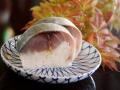 1ケ月だけの販売!秋鯖ずし 鯖の一番美味しい秋♪10月末までの販売