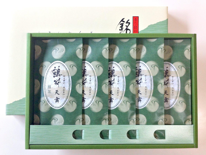 深蒸し煎茶「天舞」5袋セット