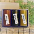 銘茶3缶入り 雅(みやび)