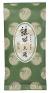 鶴粋銘茶シリーズの上級煎茶、煎茶天飛の茶袋外観です
