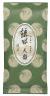 鶴粋銘茶シリーズ、煎茶天静の茶袋外観です
