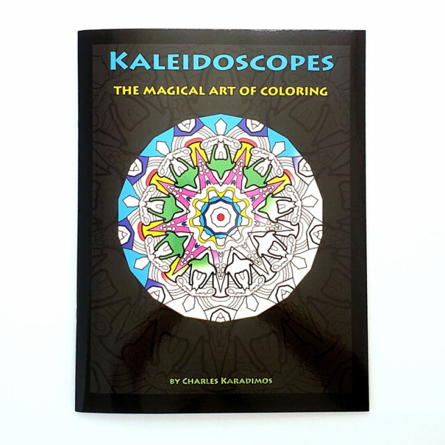 THE MAGICAL ART OF COLORING