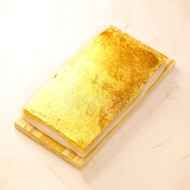 金箔鱧板かまぼこ