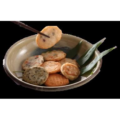 女性に人気の天ぷらセット
