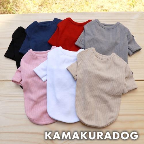 インナーリブTシャツ