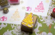 クリスマスツリー ハンコアップ