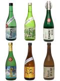 2016純米酒セレクト