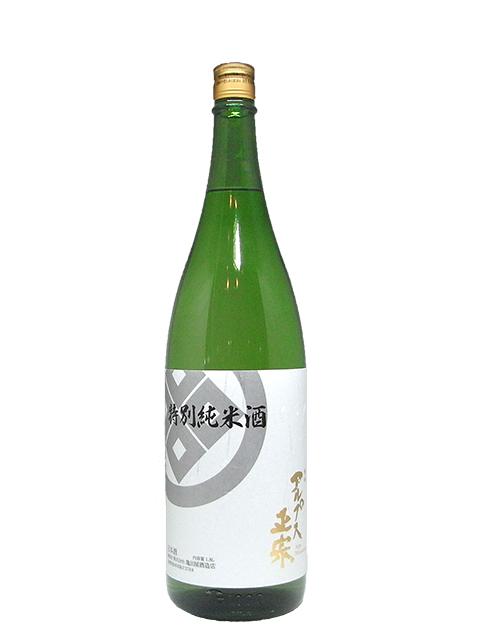 特別純米酒1800ml