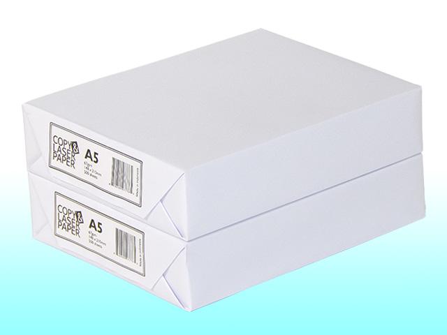 コピーレーザーペーパーA5-500枚×2