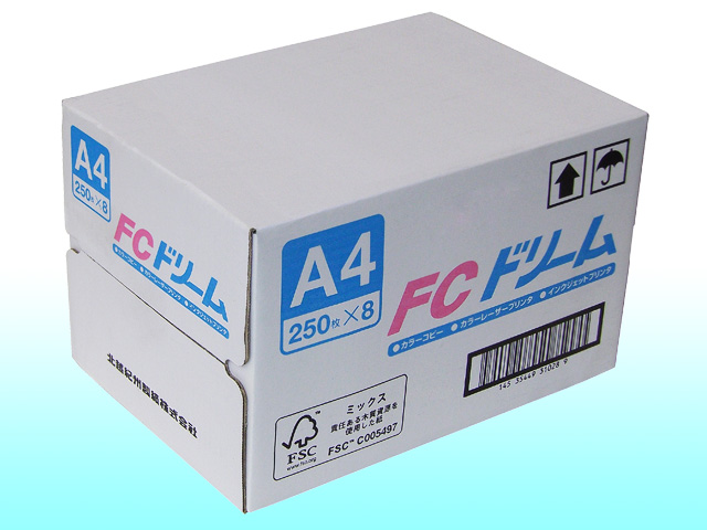 FCドリームA4外箱
