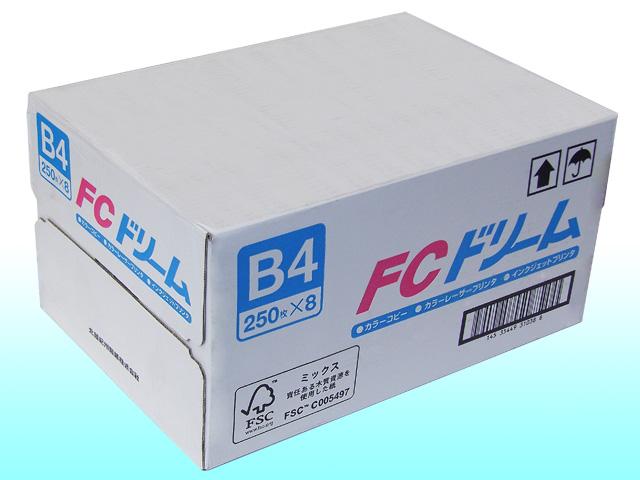 FCドリームB4外箱