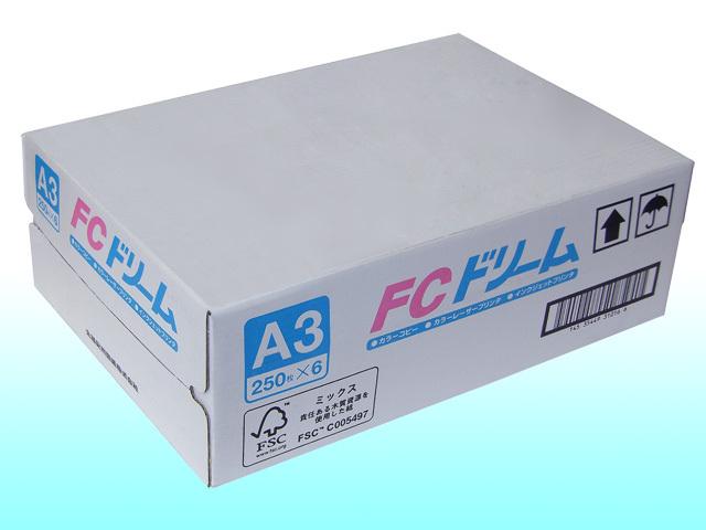 FCドリームA3外箱