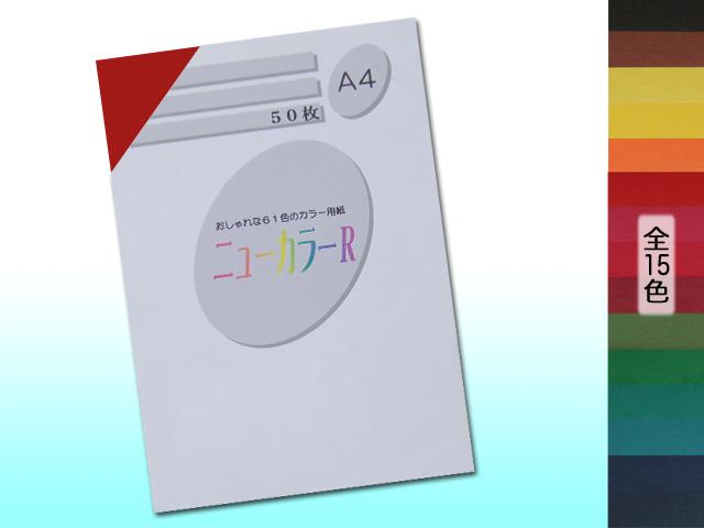 ニューカラーR / A4 (TYPE-B) 50枚