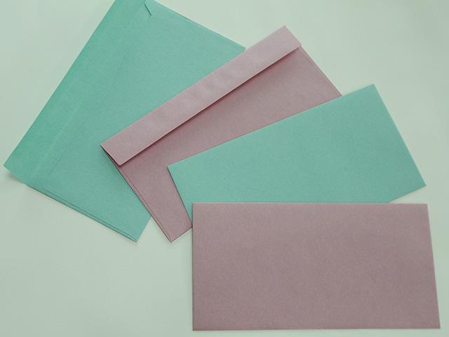 ファンシー封筒里紙