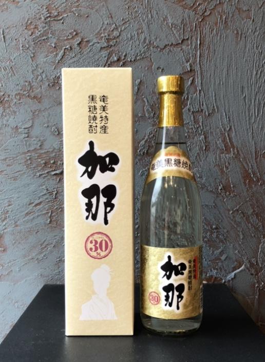 【奄美黒糖焼酎 「加那」 30度 720ml】