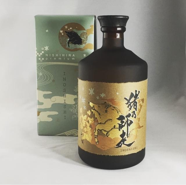 【完売御礼】西平酒造premium 『猪乃師走(いのしわす)』
