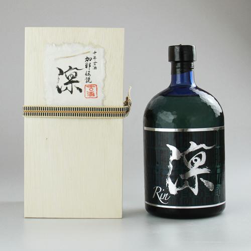 【10年貯蔵古酒 「加那伝説 凜」 41度】