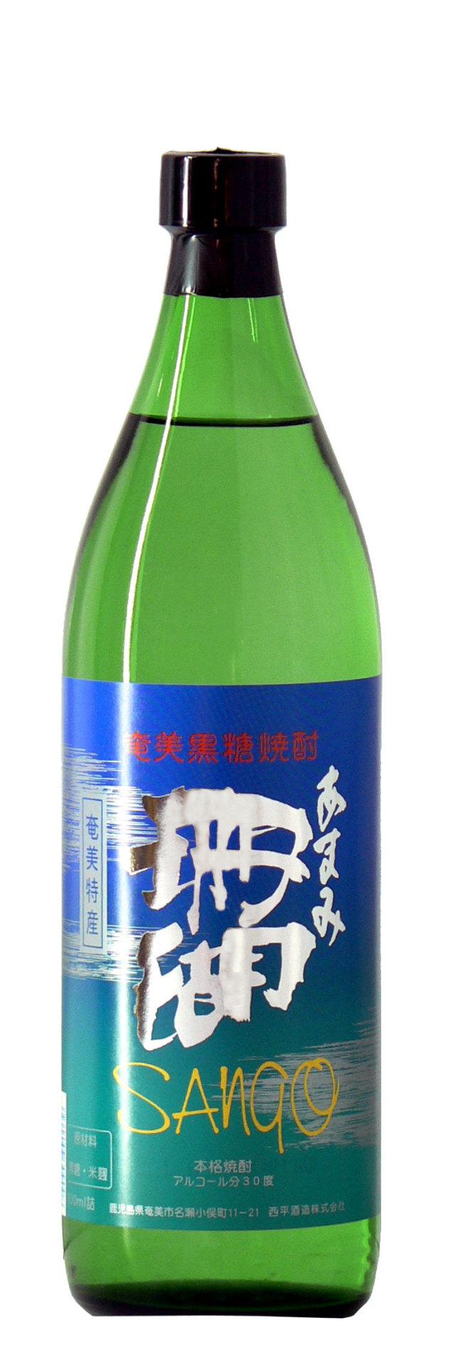 【奄美黒糖焼酎 「珊瑚」 30度 900ml】