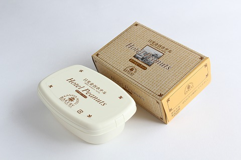 【U27】金谷ホテルピーナッツクリーム3個 (冷蔵)