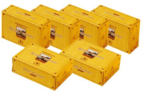 【83】金谷ホテルピーナッツクリーム 6個(冷蔵)