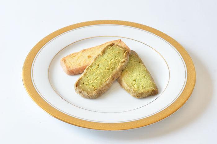 【1137】日光ゆばクッキー(プレーンと抹茶)2箱セット[常温]