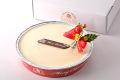 【U1066】クリスマスチーズケーキ(冷凍) 5号 約15cm