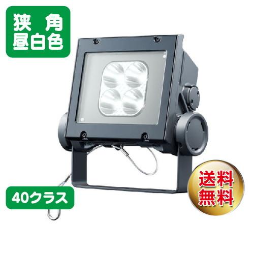 岩崎電気 ecf4040n/nsan8/dg led投光器 レディオックフラッドネオ 40クラス 狭角タイプ 昼白色タイプ