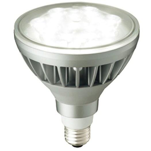 LDR14N-W/850/PAR/レディオックLEDアイランプ/ビーム電球形/14W/昼白色/シルバーメタリック塗装/