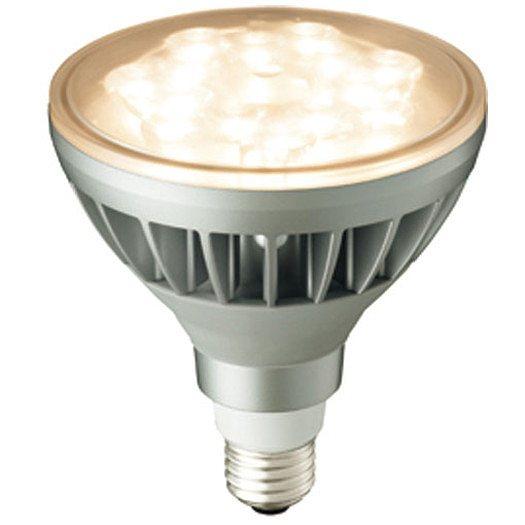 LDR14L-W/830/PAR/レディオックLEDアイランプ/ビーム電球形/14W/電球色/シルバーメタリック塗装/