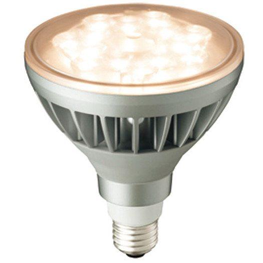 LDR14L-W/827/PAR/レディオックLEDアイランプ/ビーム電球形/14W/電球色/シルバーメタリック塗装/