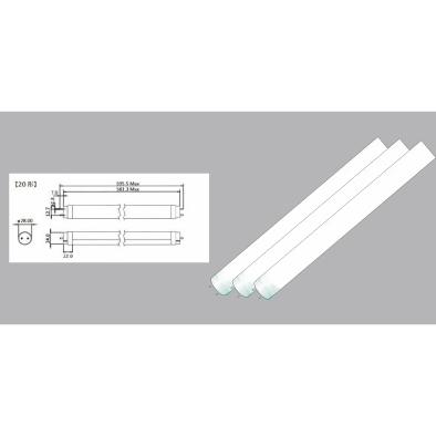 L7T8S850JU10TPLX /直管LED(電源内蔵)/7W/昼白色/FL20Wタイプ980Lm /