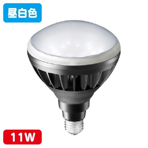 岩崎電気,LDR11N-H/B850,LDR14N-H/B850,レディオックLEDアイランプ,11W,昼白色,白熱電球135W,180W当,黒色