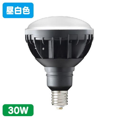 岩崎電気,LDR30N-H-E39/B850,LDR33N-H/E39B750,レディオックLEDアイランプ,30W,昼白色,白熱電球270W当,黒色