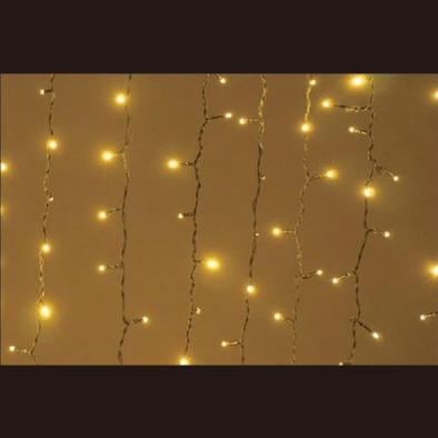 LEDカーテンライト/シャンパンゴールド/60801SGD