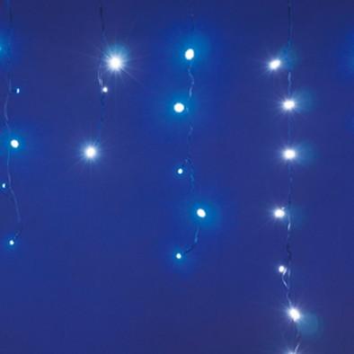 LEDつららライト/ホワイト+ブルーMIX/60800WBL