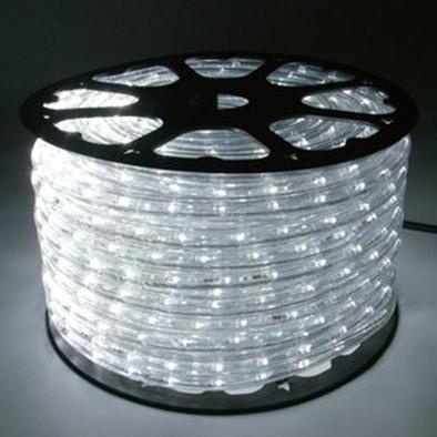 発光ロープライト/45m/ホワイト/60755WHT