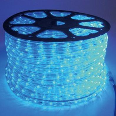 発光ロープライト/45m/ブルー/60755BLU